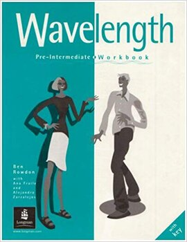 Робочий зошит Wavelength Pre-Intermediate Workbook With Key