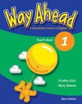 Way Ahead Readers 1a:How Many Colours? - фото обкладинки книги