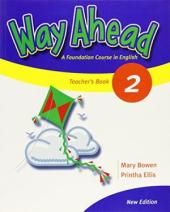 Way ahead: Teacher's Book 2 : A Foundation Course in English - фото обкладинки книги