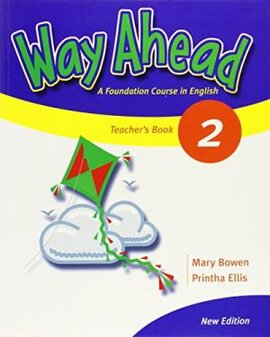 Way ahead: Teacher's Book 2 : A Foundation Course in English - фото книги