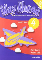 Way ahead: Teacher's Book 4 : A Foundation Course in English - фото обкладинки книги