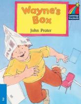 Аудіодиск Wayne's Box Level 2 ELT Edition