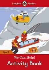 We Can Help! Activity Book - Ladybird Readers Level 2 - фото обкладинки книги