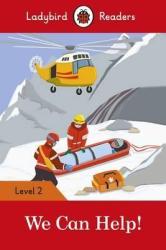 We Can Help! - Ladybird Readers Level 2 - фото обкладинки книги