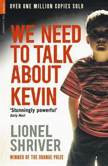 We Need To Talk About Kevin - фото книги