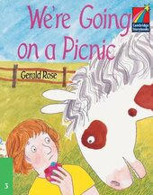 We're Going on a Picnic ELT Edition - фото обкладинки книги