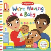 We're Having a Baby: Adapting To A New Baby - фото обкладинки книги