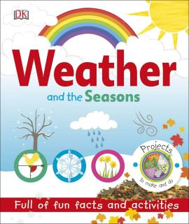Weather and the Seasons - фото книги
