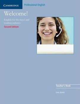 Welcome Teacher's Book : English for the Travel and Tourism Industry - фото книги