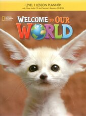 Welcome to Our World 1: Flashcards Set - фото обкладинки книги