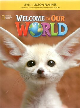 Welcome to Our World 1: Flashcards Set - фото книги