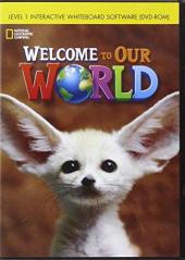 Welcome to Our World 1: Interactive Whiteboard DVD-ROM - фото обкладинки книги