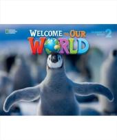 Welcome to Our World 2: Big Book - фото обкладинки книги