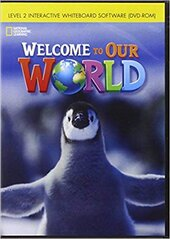 Welcome to Our World 2: Interactive Whiteboard DVD-ROM - фото обкладинки книги