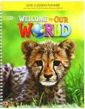 Welcome to Our World 3: Big Book - фото обкладинки книги