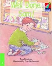 Well Done Sam! ELT Edition - фото обкладинки книги