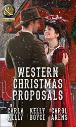 Western Christmas Proposals - фото обкладинки книги