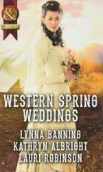 Western Spring Weddings - фото обкладинки книги