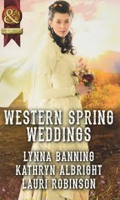 Western Spring Weddings - фото книги