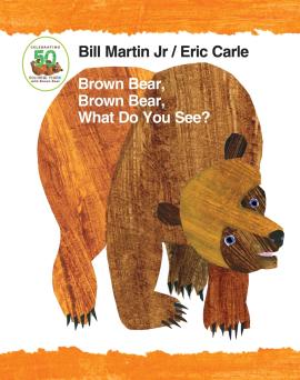 What Do You See? Brown Bear, Brown Bear - фото книги