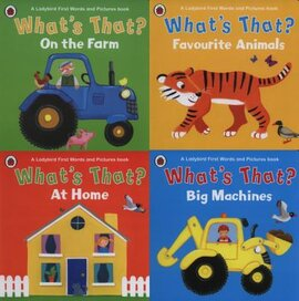 What's That Ladybird Pack - фото книги