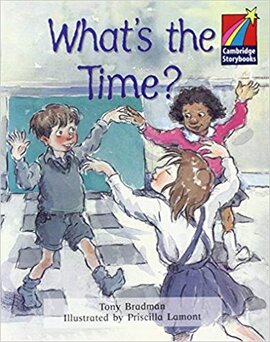 What's the Time? Level 2 ELT Edition - фото книги