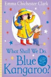 What Shall We Do, Blue Kangaroo? - фото обкладинки книги