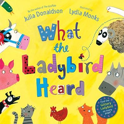 Книга What the Ladybird Heard