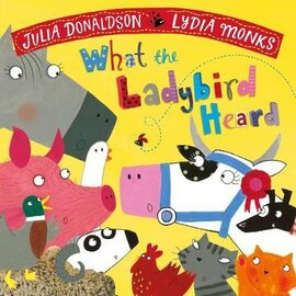 What the Ladybird Heard - фото книги