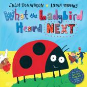 What the Ladybird Heard Next Hardcover - фото обкладинки книги