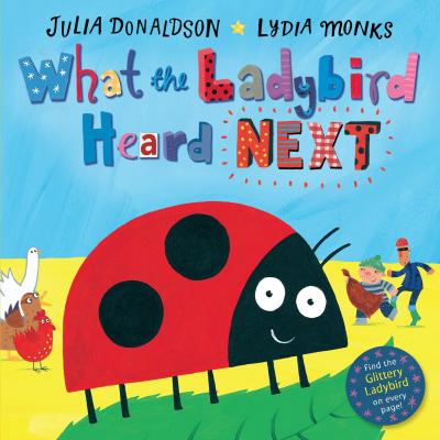 Книга What the Ladybird Heard Next Hardcover