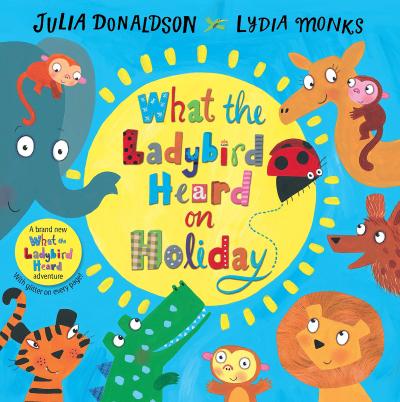 Книга What the Ladybird Heard on Holiday Hardcover