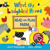 What the Ladybird Heard Read and Play Farm Hardcover - фото обкладинки книги