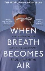 When Breath Becomes Air - фото обкладинки книги