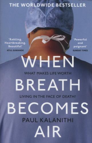 Книга When Breath Becomes Air