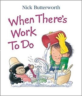 When There's Work to Do - фото книги