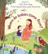 Where Do Babies Come From? - фото обкладинки книги