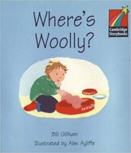 Where's Woolly? Level 1 ELT Edition - фото книги