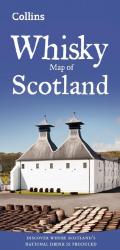Whisky Map of Scotland - фото обкладинки книги