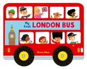 Whizzy Wheels: London Bus - фото обкладинки книги