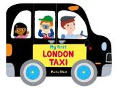Whizzy Wheels: London Taxi - фото обкладинки книги