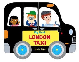 Whizzy Wheels: London Taxi - фото книги