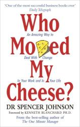 Who Moved My Cheese - фото обкладинки книги