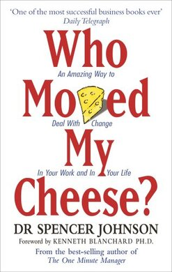 Who Moved My Cheese - фото книги