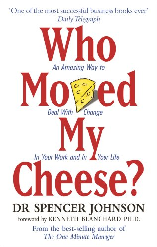 Книга Who Moved My Cheese