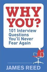 Why You? 101 Interview Questions You'll Never Fear Again - фото обкладинки книги