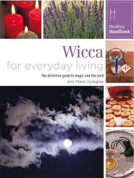 Wicca for Everyday Living - фото книги