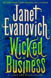 Wicked Business (Wicked Series, Book 2) - фото обкладинки книги