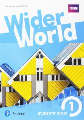 Wider World 1 Students' Book - фото обкладинки книги