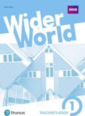 Wider World 1 Teacher's Book + MyEnglishLab & ExtraOnline Home Work + DVD - фото обкладинки книги